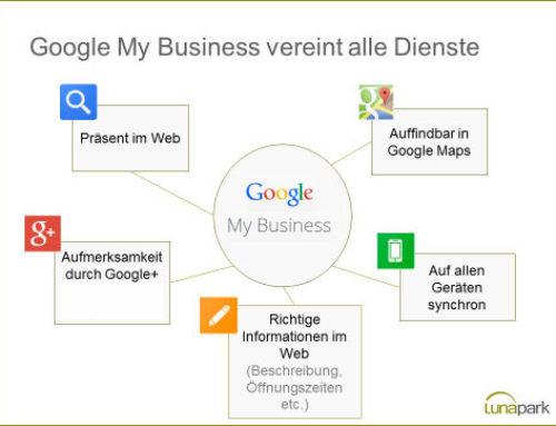 Doulas und lokale Google-Suche